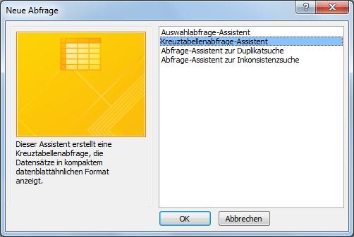 Übersichtliche Monatsstatistiken mit Access | IT-Service Ruhr