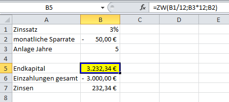 Excel Funtion ZW