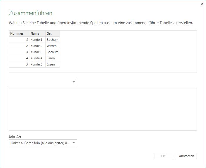 Zwei Tabellen in Excel mit Power Query zusammenführen | IT-Service Ruhr