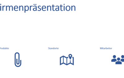 Interaktives Inhaltsverzeichnis für PowerPoint erstellen