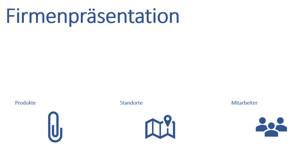 Interaktives Inhaltsverzeichnis In Powerpoint Erstellen It Service