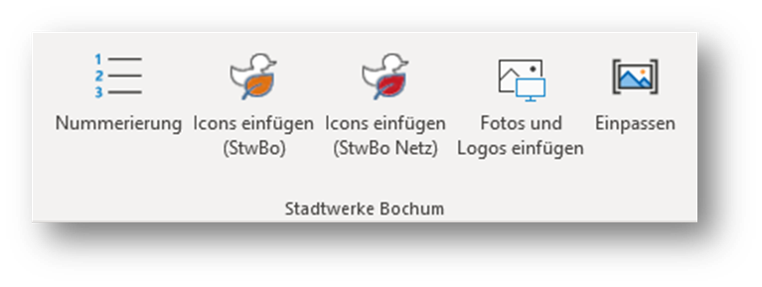 PowerPoint-Programmierung eines Add Ins