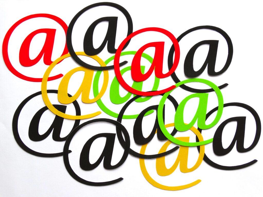 Serienmail - individuelle Textpassagen