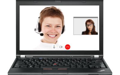Teams Videokonferenz für eine gute Zusammenarbeit