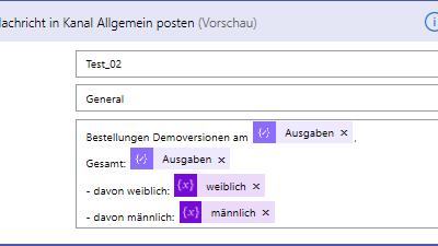 Erstellen eines geplanten Flows zum Auslesen einer Excel-Tabelle auf SharePoint Online